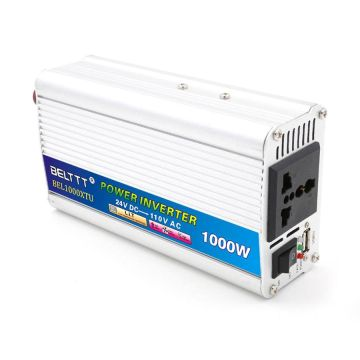 1000W DC/AC Car Inverter 12V to 220V
