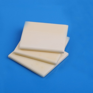 High Purity Dry Pressed C799 Ceramic Alumina Plate