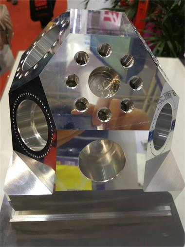 5-axis Custom Machining Parts