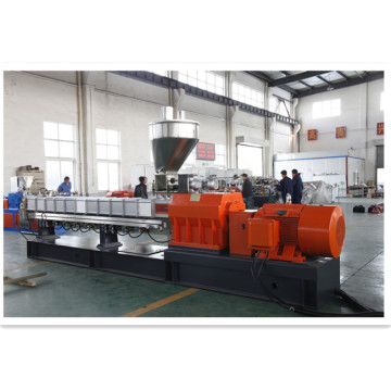 Twin Screw Polyethylene Extruder