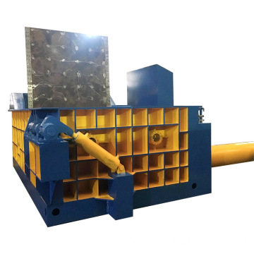 Scrap Metal Waste Baling Press Machine