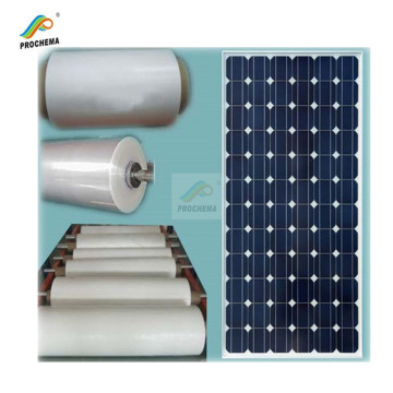 PVDF Anticorrosive Weather Fastness Solar Cell  Film
