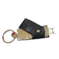 Special Luxury Full Capacity Leather USB Stick