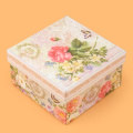 Classical Storage Box for Jewelry Colorful