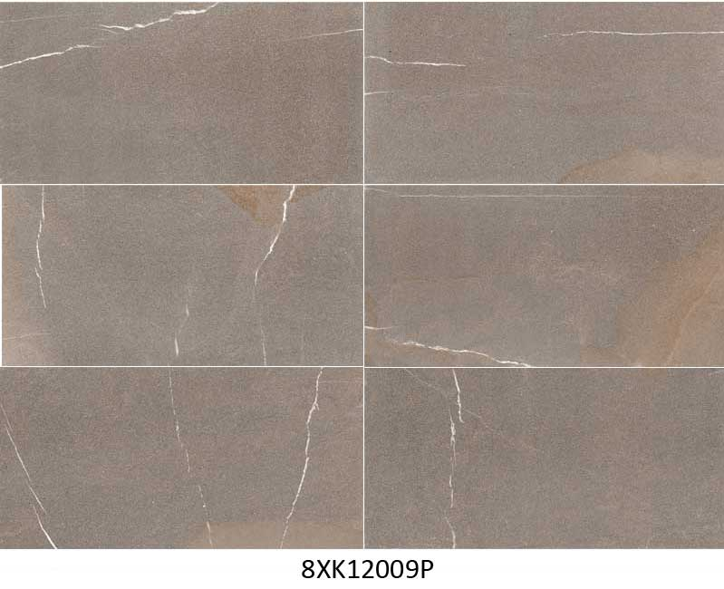 natural stone look porcelain tiles