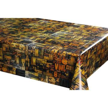 Pvc Printed fitted table covers Joanns