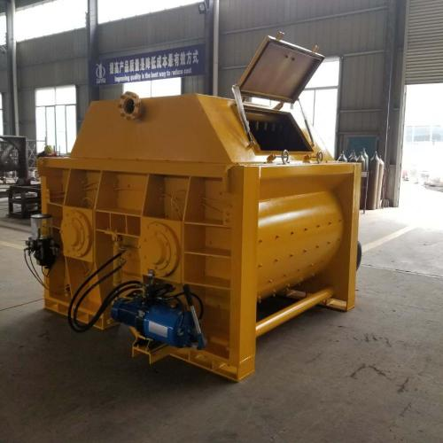Mini self loading JS concrete mixer in Oman
