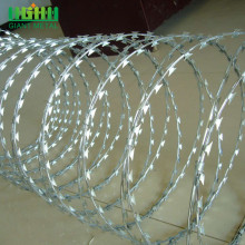 Cheap Galvanized Steel Plate Razor Barbed Wire Price