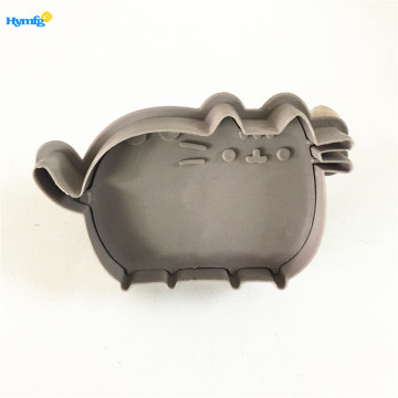 Plastic Cat Fondant Plunger Cookie Cutter