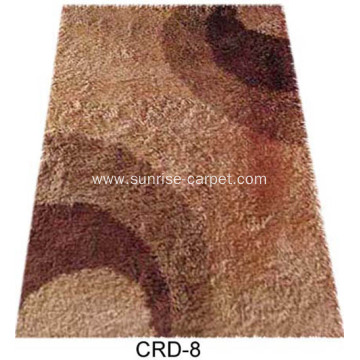 Soft Microfiber Carpet With Modern Design