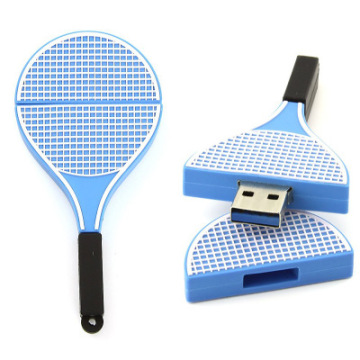 Rubber Carton Racket Usb Pen Drive