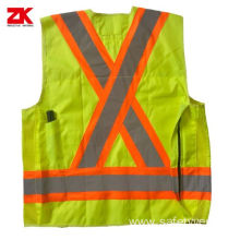 high Visibility Anti-fire warning jacket