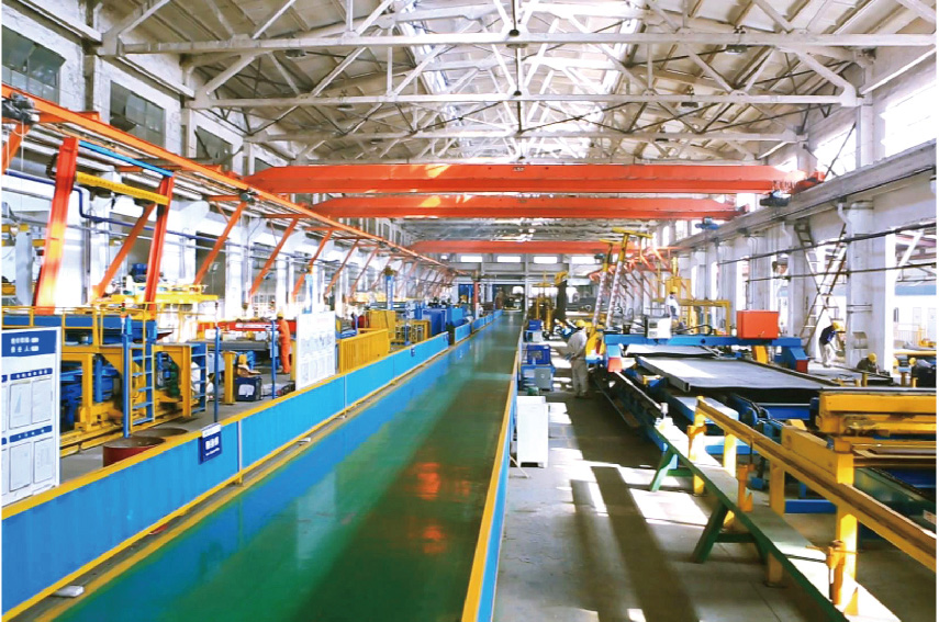 production line-1 for Prefab Equipment Containerized Integration