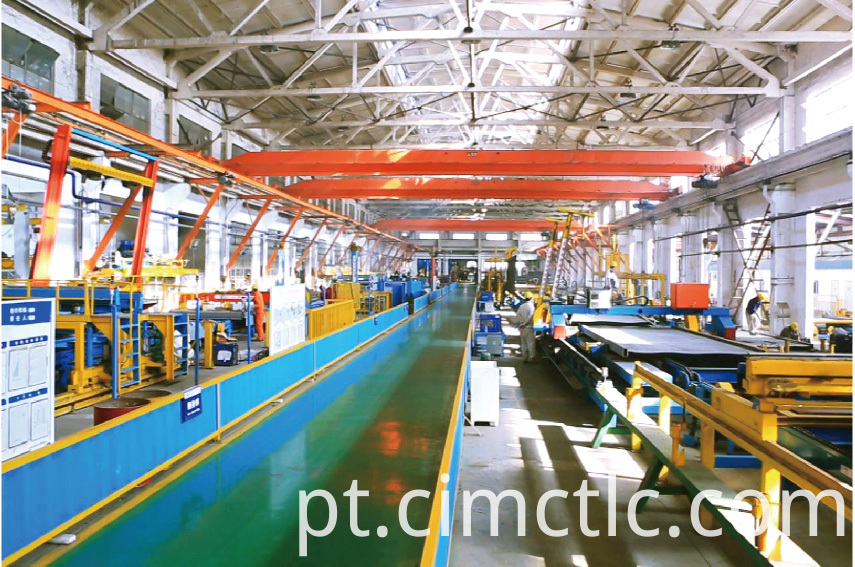 production line-1 for Pressurized Mud Logging Cabin