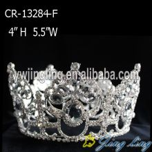 2015 New design Pageant Full Round Crown