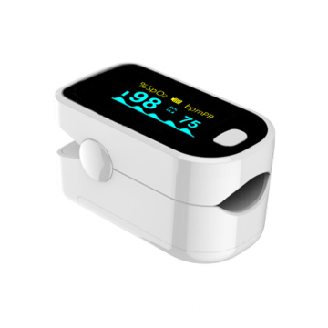 Factory Safety Pulse Oximeter