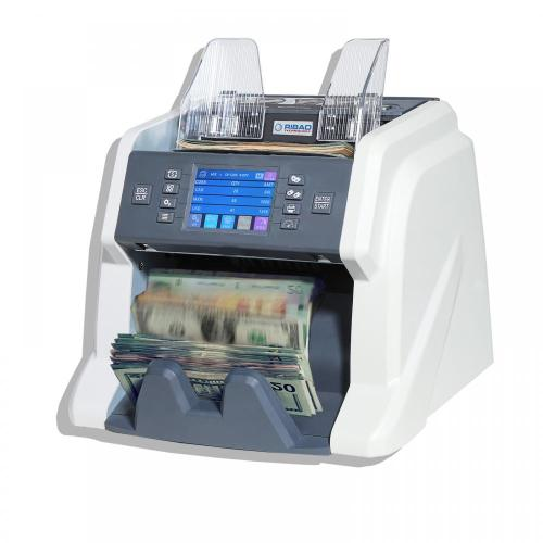 Multi Currency Mixed Denomination Note Counter