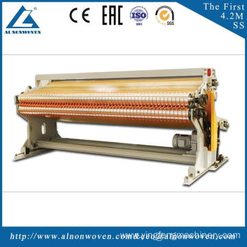 Pre needle punching ALNP-2800(UR) working width 2800mm For geotextile Pre Needle Punching machine with high quality