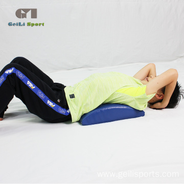 Training Fitness Blue AB mat For Core Training