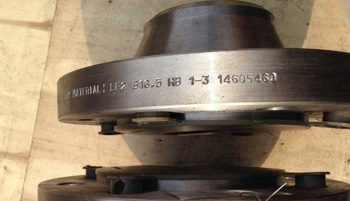 Astm A350 Lf2 Flanges
