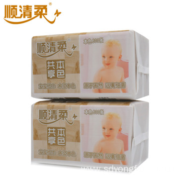Baby Use Facial Tissue Sanitary Paper