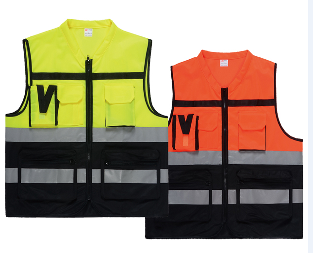 Road Warning safety Vest