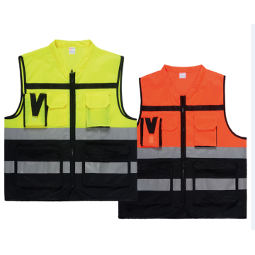Cheap High quality Road warning vest