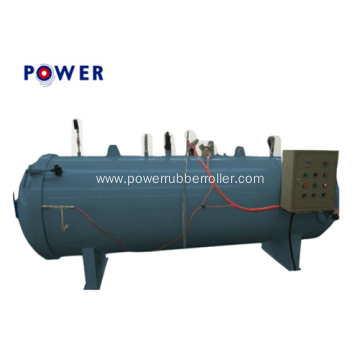 Customized Rubber Roller Vulcanization Boiler