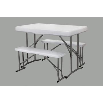 Factory customized White HDPE Outdoor Table