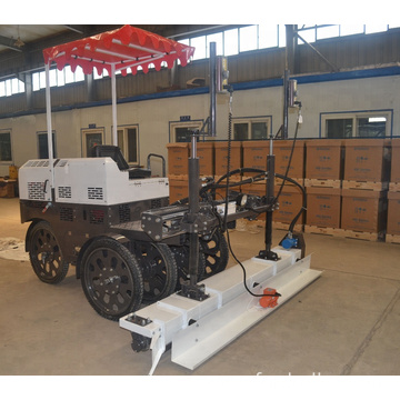 New Design Hydraulic Concrete Vibrating Laser Screed for sale (FJZP-200)
