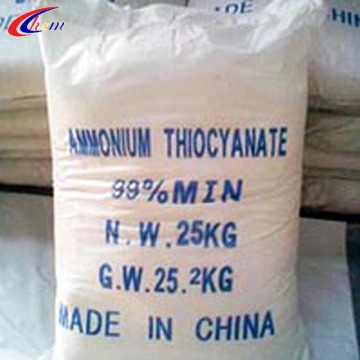 Ammonium Thiocyanate white powder