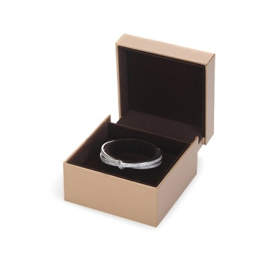 OEM Jewelry Paper Velvet Insert Necklace Display Box