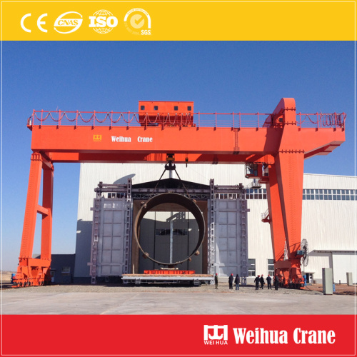 Large Tonnage Goliath Crane