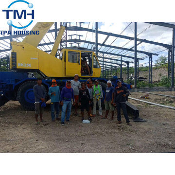steel warehouse construction building steel frame warehouse