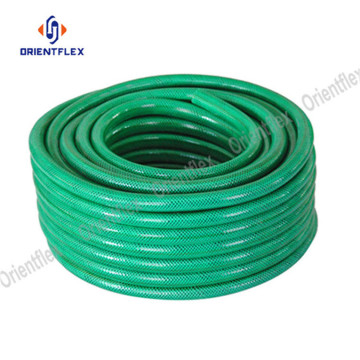 Factory direct 3/4 garden hose with nozzle