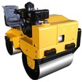 New small asphalt ride-on road pver/roller machine