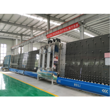 2.5m Insulating Glass Equipment Double Glazing Machine