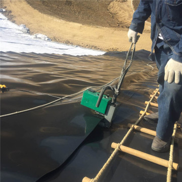 2.0mm HDPE Impermeable Geomembrane for Hazardous Landfill
