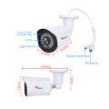 bullet camera 6mm lens 3MP for Outdoor use