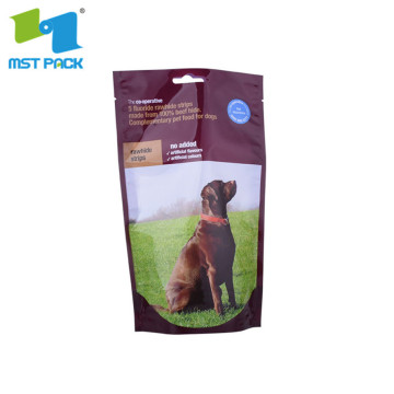 dog food dry large bag recycle