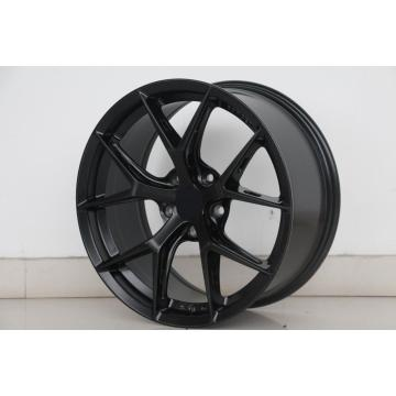 Fully Black 19inch double lip wheel rim