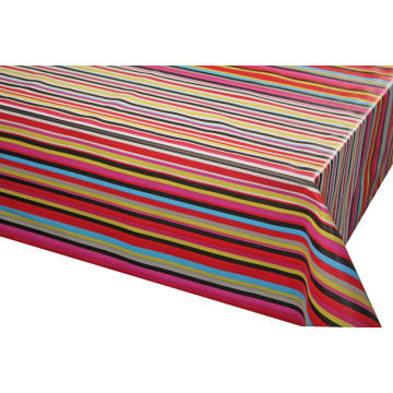 Pvc Printed fitted table covers Piece Table