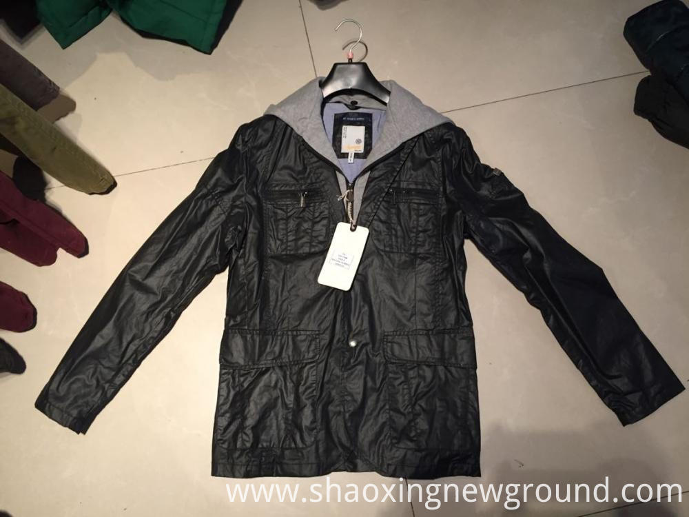 Men Warm Winter Coat