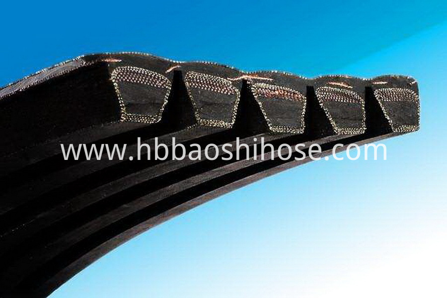 Combined Rubber Belt