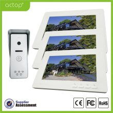 7 inch color front video door intercom