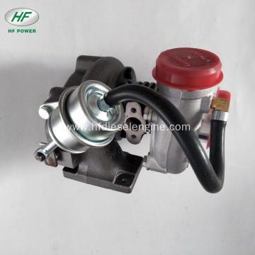 High quality turbo charger for 120hp HF-498Ti boat inboard engine