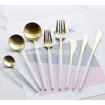 High End Stainless Steel Dinnerware Set Wholesale