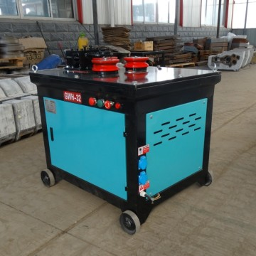 Rebar bending machine manual