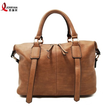 Woman Brown Leather Satchel Bags Handbags Online