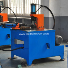 Aluminum profile window door frame punching machine